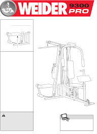 weider home gyms 9300 pro pdf user u0027s manual free download u0026 preview