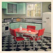 Diner Style Kitchen Table by 16 Best Fallout Kitchen Images On Pinterest Vintage Kitchen