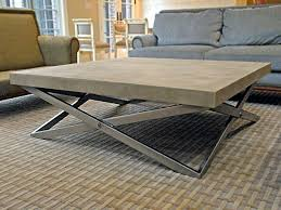contemporary living room tables custom mobius coffee table contemporary living room new york