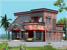 Home Design Store Outlet by Brick Wall Mix House Design Kerala Home And Floor Plans Loversiq