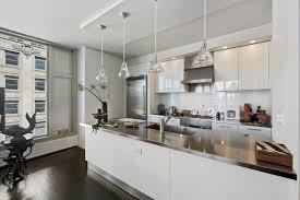 Manhattan Kitchen Design Sophisticated Manhattan Apartment Design Oozes Contemporary Class