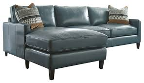 Leather Chaise Sofa Turquoise Leather Sofa Leather Sectional With Chaise