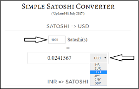 currency converter from usd to inr satoshi to usd inr eur converter realtime price update