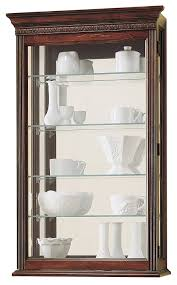 What To Put In A Curio Cabinet Amazon Com Howard Miller 685 104 Edmonton Curio Cabinet By