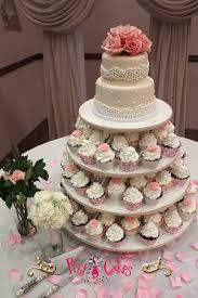wedding cake jars pixy cakes avondale arizona cupake bakery cupcake towers