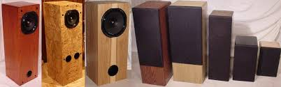 How To Build A Speaker Cabinet Audio Nirvana Fullrange Diy Speaker Kits And Amplifiers For Sale