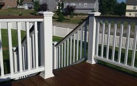 deck railing kansas city remodeling contractor
