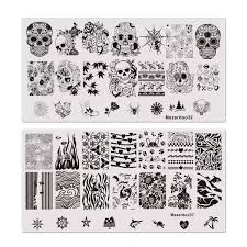 online buy wholesale skull nail stamp from china skull nail stamp