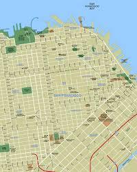 san francisco on map san francisco map map travel vacations