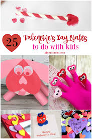 25 fun valentine u0027s day crafts for kids about a mom