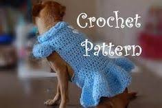 crochet pattern for dog coat crochet pet clothes on pinterest dog coat pattern for dogs and