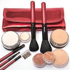 Makeup Kit makeup iq large mineral makeup