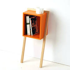 16 Nightstand Side Table Narrow White Bedside Table Nightstands For Bedrooms