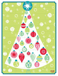 christmas advent calendar printable christmas advent calendar make and takes