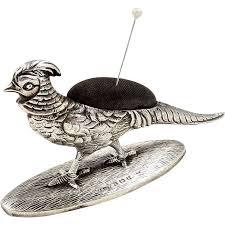 208 best silver or white metal animal pincushions ca 1900
