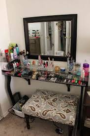 Homemade Makeup Vanity Ideas Diy Makeup Vanity Set Cosmetic Makeup Ideas