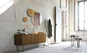badmã bel designer chestha design badezimmer holzboden