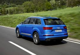 Audi Q7 Blue - new audi q7 image gallery details and specifications