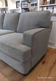 Sectional Sofa Covers Best 25 Sofa Slipcovers Ideas On Pinterest Slipcovers Couch