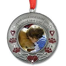 loving memory memorial ornament photo