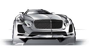 bentley bentayga render bentley bentayga the ultra premium suv auto u0026design