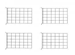 chart guitar chord chart template