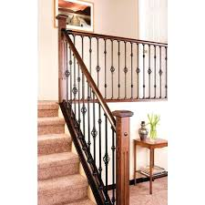 home depot interiors stair railings home depot surprising railing kits interior with