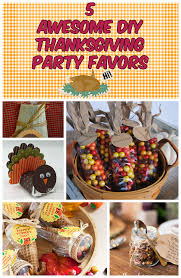 5 awesome diy thanksgiving favors discountqueens