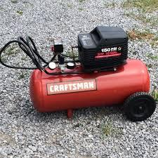 Craftsman 3 Gallon Air Compressor Find More Like New Craftsman 3hp 15 Gal Air Compressor For Sale At