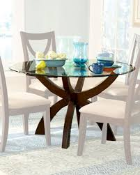 Round Glass Top Dining Room Tables by Dining Tables Dining Tables Glass End Tables For Living Room
