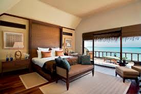 Two Bedroom by Lavishly Appointed Two Bedroom Beach Villa Suite In Maldives At