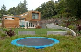 Best Backyard Trampoline by Backyard Landscaping Pictures Gallery Landscaping Network