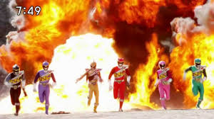 power rangers dino charge opening 2