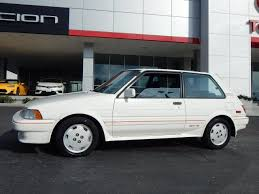 1986 toyota corolla gts hatchback for sale 1988 toyota corolla fx16 gts digestible collectible