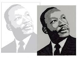 mlk coloring page art projects for kids