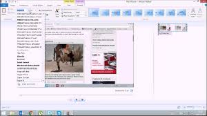 tutorial membuat video dengan windows movie maker how to blur a part of a video in windows movie maker youtube