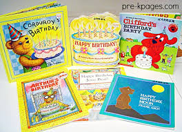 happy birthday book celebrating student birthdays in preschool pre k and kindergarten