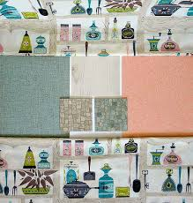 linen and terrazzo look vinyl sheet flooring in aqua and other