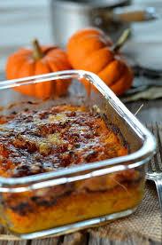 comment cuisiner les potimarrons gratin de potimarron recette maison de cuisine