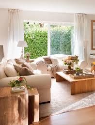siete maneras de prepararse para muebles de salon ikea pequeño salón con dos sofás beige alrededor de una mesa de centro de