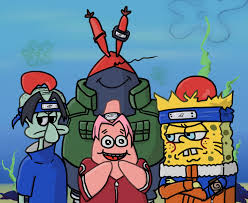 inspired by the patrick star from yesterday team 7 of