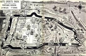 Portland Speed Map by Four Links U2013 Mini Dune Buggy Racing Vintage Pir Map Hemmings Daily