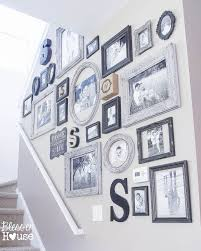 Picture Frame Hanging Ideas Best 25 Collage Picture Frames Ideas On Pinterest Wall Collage
