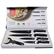 swiss kitchen knives behringer swiss 5 pcs chef knives set cutlery knife kitchen