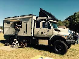 mitsubishi fuso 4x4 expedition vehicle more from overland expo east u2013 mtdrift