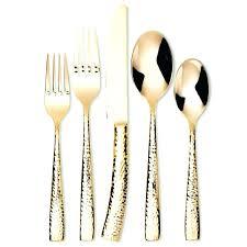 gold plastic silverware plastic gold flatware gold plastic silverware silver plastic