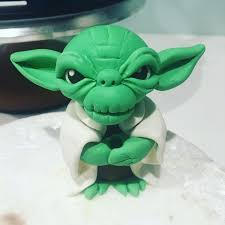 yoda cake topper 108 best i ll bake the cake images on