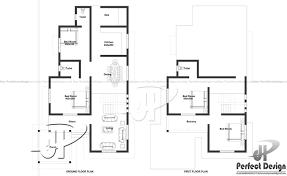 1666 sq ft double floor home u2013 kerala home design