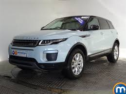range rover diesel used or nearly new land rover range rover evoque 2 0 ed4 se 5dr