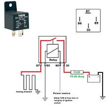 Heater Relay Location Help With Ignition Switch For Seat Heater Harley Davidson Forums